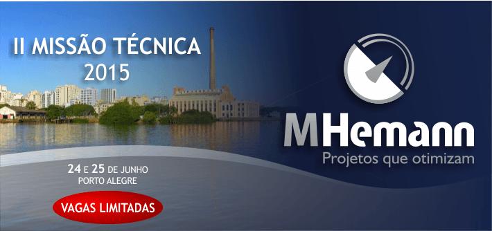 ÚLTIMAS VAGAS!! – II Missão Técnica 2015 em Porto Alegre/RS