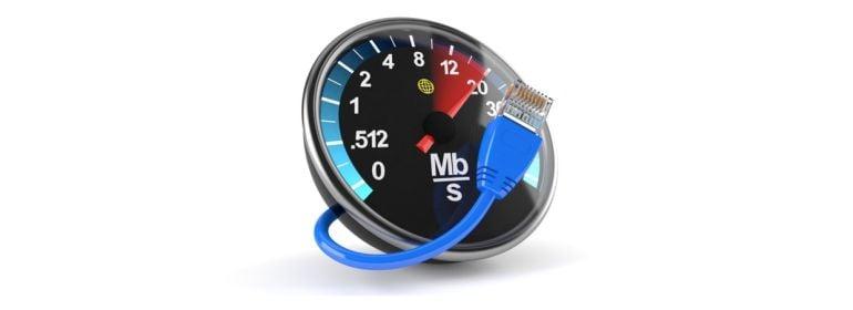 Net testa velocidade de 1 Gbps no cabo coaxial