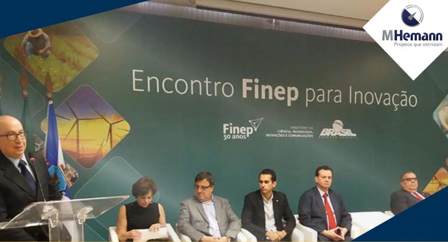 Finep destina R$ 500 Milhões para Projetos de Inovação