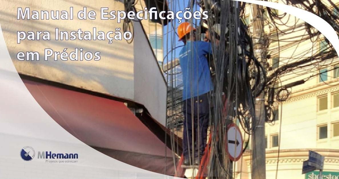 Instalação de Rede telecom