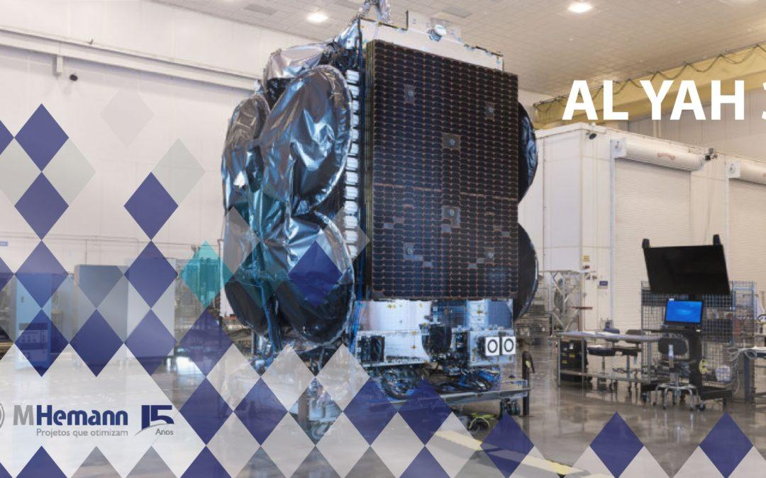 satelite para o mercado brasileiro