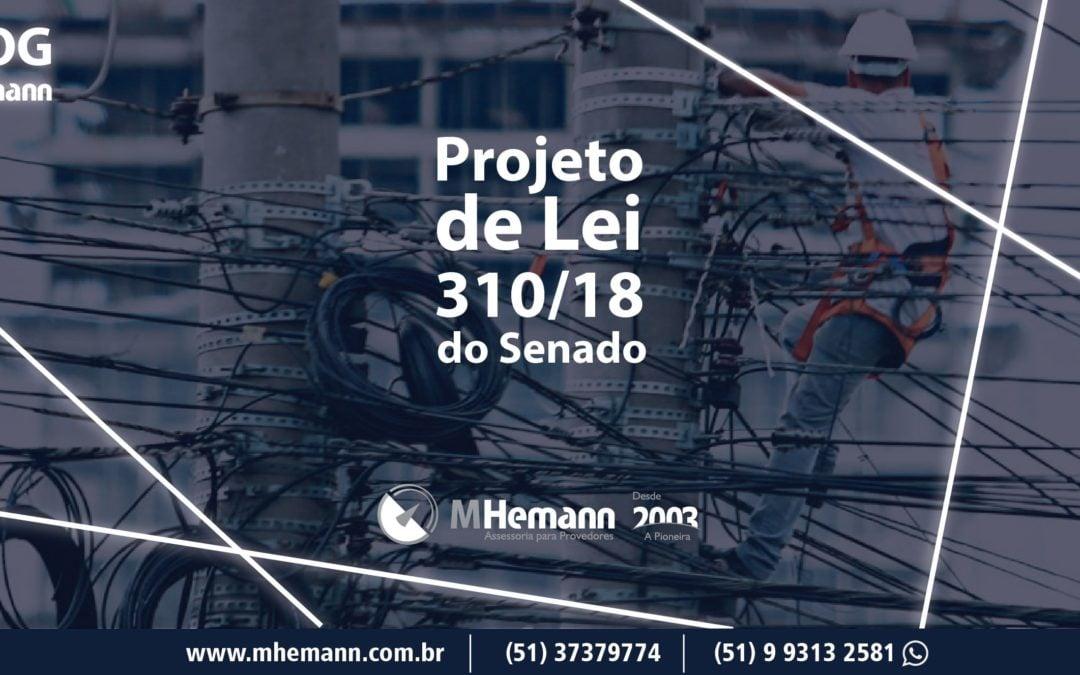 Projeto de Lei propõe que municípios sejam remunerados por concessionárias de energia em compartilhamento de postes