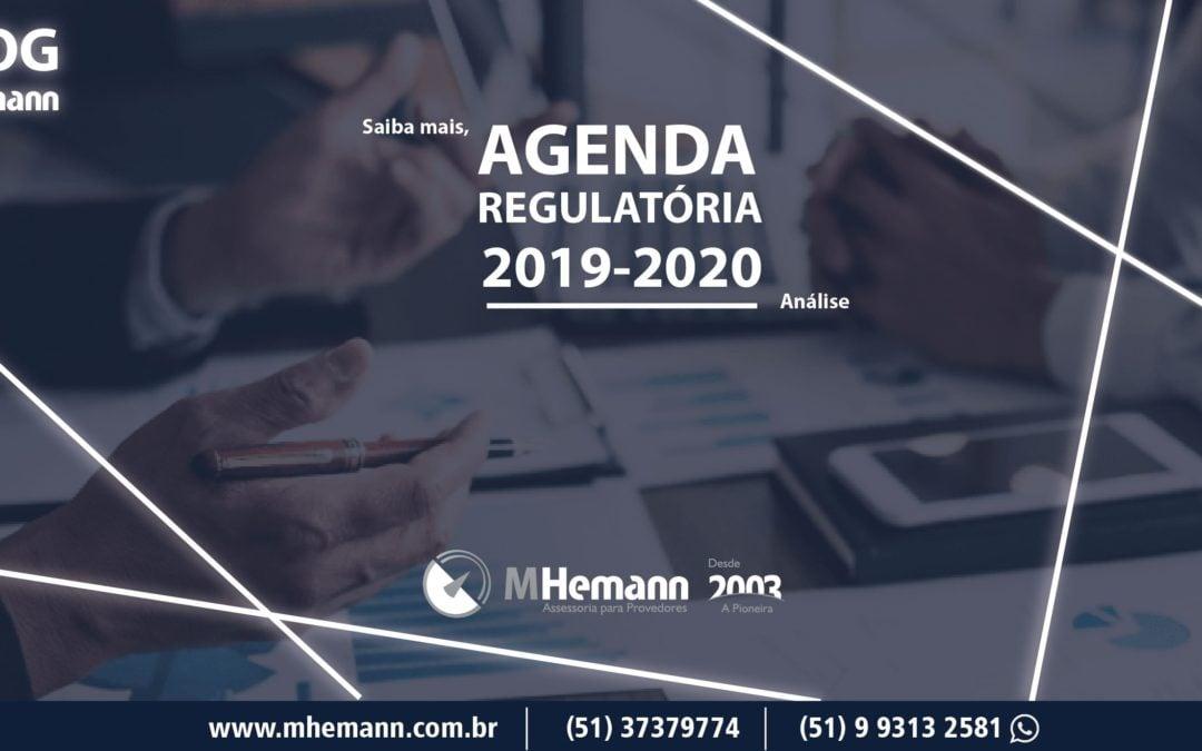 Anatel divulga faixas de frequências em avaliação para o 5G no próximo leilão. Assunto é uma das pautas da Agenda Regulatória 2019-2020 da agência.