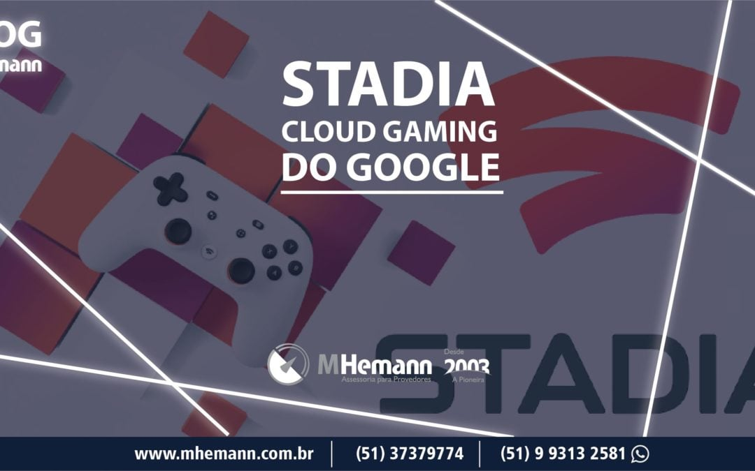 Streaming Stadia Google