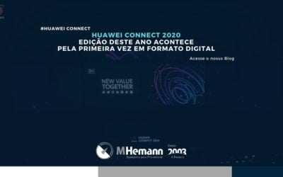 Huawei Connect 2020. Um dos maiores eventos globais de tecnologia apresenta versão digital neste ano.